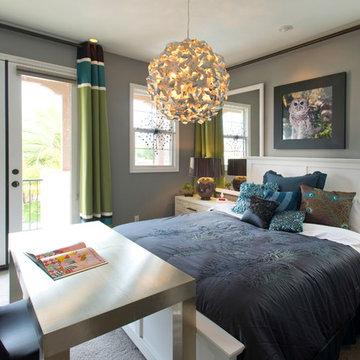 Robeson Design Hip Girls Bedroom