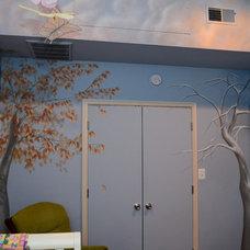 Eclectic Kids by Robin Hiken Interiors