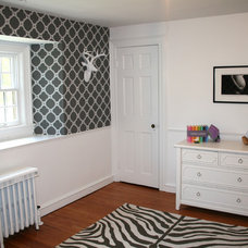 Contemporary Kids by Jack and Jill Interiors