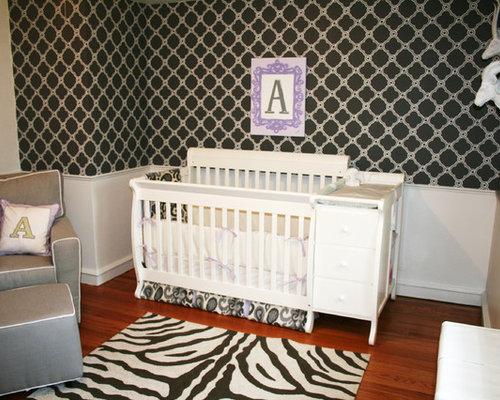 Funky Nursery Home Design Ideas Renovations Photos