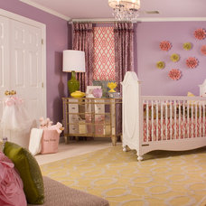 Contemporary Kids by Decorating Den Interiors --The Sisters & Company