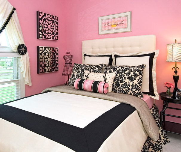 Traditional Kids by Decorating Den Interiors --The Sisters & Company