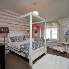 traditional kids by Riverview Custom Homes