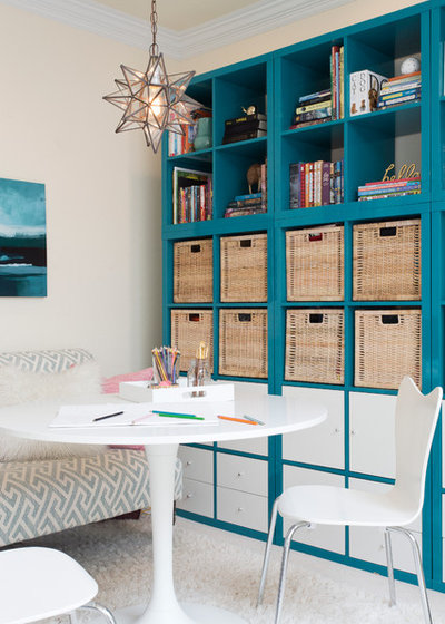 Transitional Kids by Braun + Adams Interiors