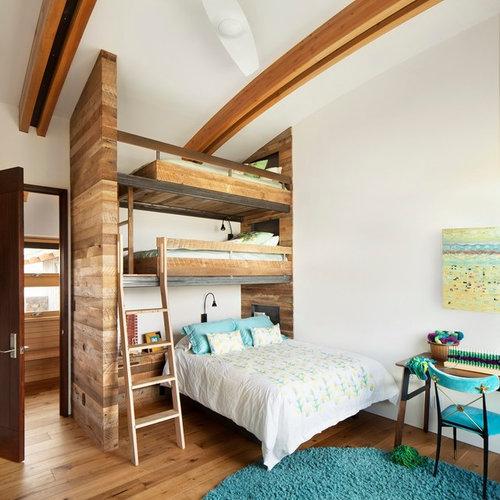Triple Bunk Bed Houzz
