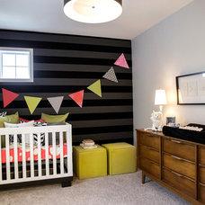 Contemporary Kids by Natalie Fuglestveit Interior Design