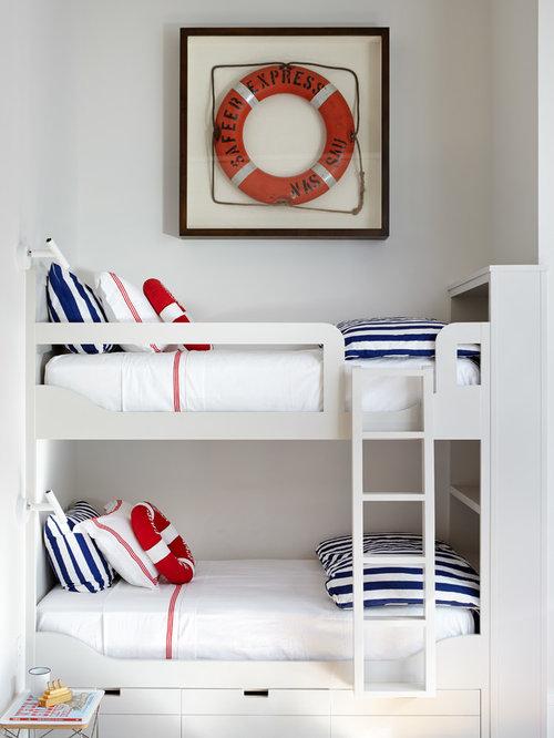 Chambre d\'enfant bord de mer : Photos et idées déco de chambres d ...