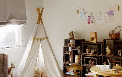 Decorate With Intention: Give Kids' Rooms a Boost