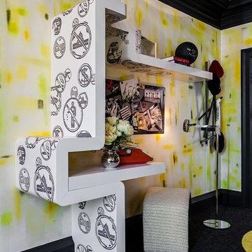 San Francisco Decorator's Showcase 2013- Teenage Girl's Bedroom