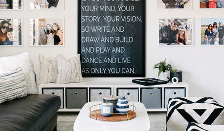 20 Rooms With Words to Inspire