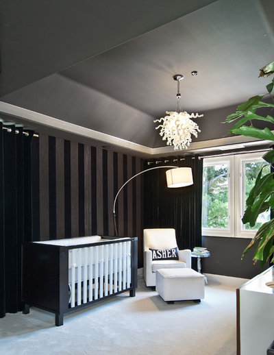 Ask A Designer How Can I Create A Stylish Nursery For My Baby