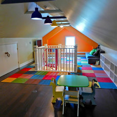 Eclectic Kids by Lendry Homes