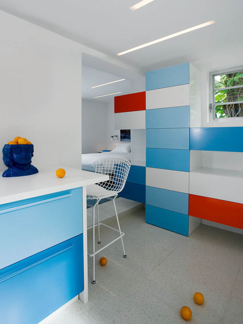 amazing kids rooms houzz. Black Bedroom Furniture Sets. Home Design Ideas
