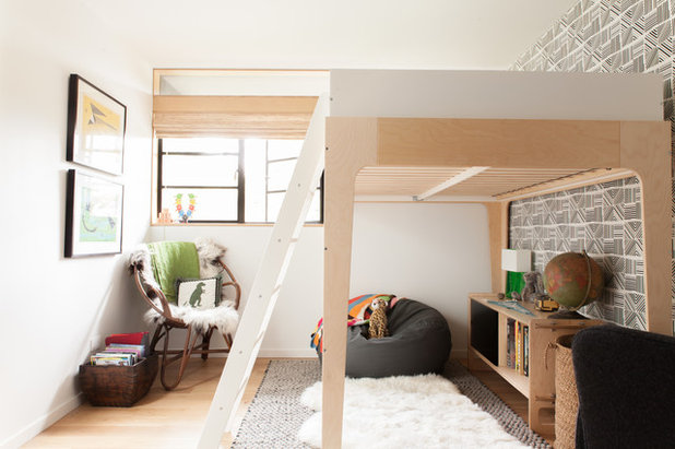 Skandinavisch Kinderzimmer by DISC Interiors
