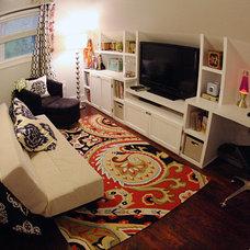 Eclectic Kids Savannah's 9 Year Room