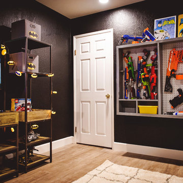Savvy Giving by Design: Gideon's Batcave
