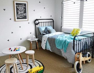 Scandi-inspired sleep spaces with Gyprock