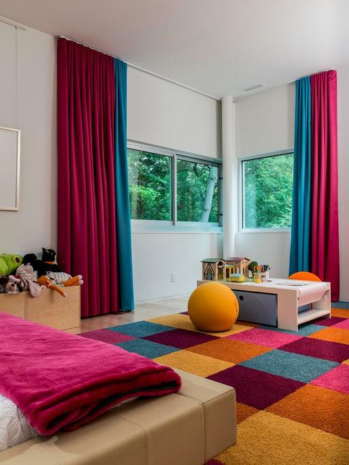 houzz split complementary color scheme design ideas
