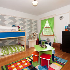 Contemporary Kids by Encircle Design and Build