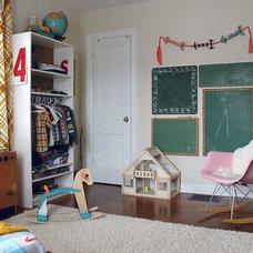 Eclectic Kids Sebastian and Ruby's Room Ohdeedoh