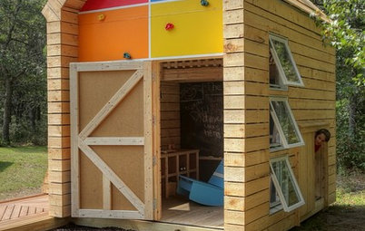 Fun Meets Philanthropy in a Lively Playhouse