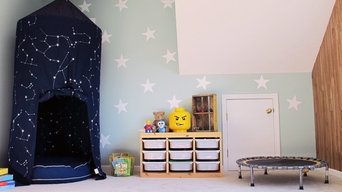 Sensory Friendly Playroom