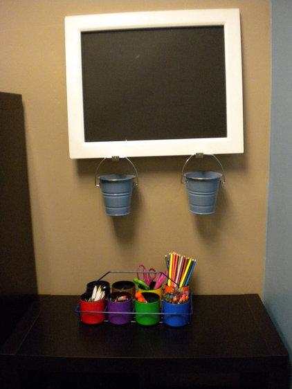 Modern Kids by McKinney Development/ A Sense of Organization
