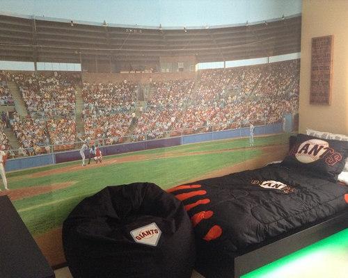 Sf Giants Bedroom