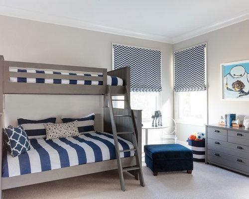 Blue Gray Kids Room Ideas & Photos | Houzz