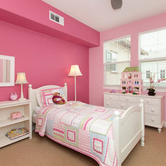 contemporary kids Shades of Pink!
