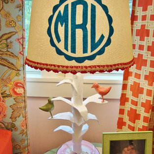 Eclectic kids' room photo in Other
