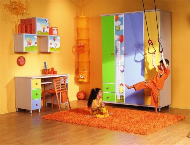Contemporary kids by - Colors for kids room ...