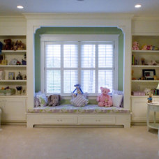Traditional Kids by Sutton Yantis Associates Architects