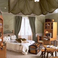Traditional Kids by Terri Ervin Decorating Den Interiors