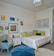 eclectic kids by Carla Aston | Interior Designer