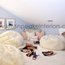Contemporary Kids by Kristin Peake Interiors, LLC