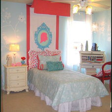 Eclectic Kids by Modern Nest Interiors