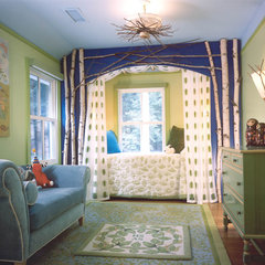 eclectic kids Simple Forest Room