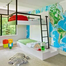 Modern Kids by Tim Cuppett Architects