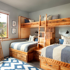 Rustic Kids by Hunter and Company Interior Design