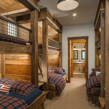 Ski House Bunk Room