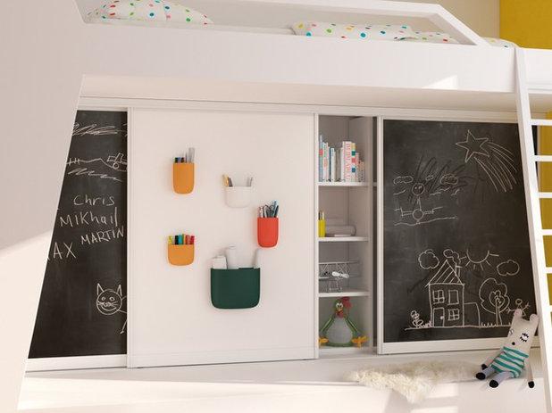 Mehr Stauraum im Kinderzimmer – 4 praktische Varianten | {Stauraum kinderzimmer 80}