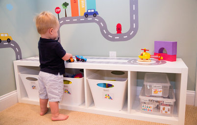 The Joyful, Clutter-Free Home: Kid Spaces