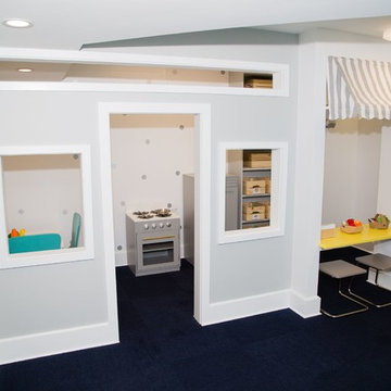 Smart Playroom in Union Square NYC
