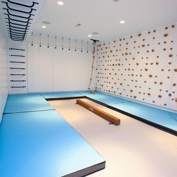 Smart Playroom in Westport, CT