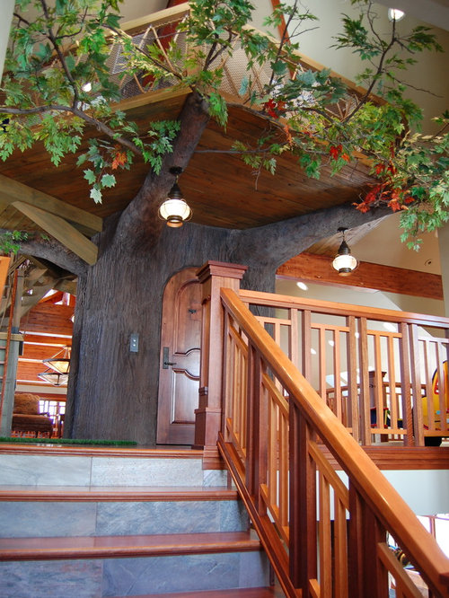 Tree house inside home design ideas pictures remodel and for 8 living room tree houses powys