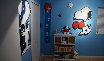 Snoopy Bedroom