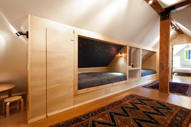 Espaces difficiles : Comment optimiser une pièce sous pente ?