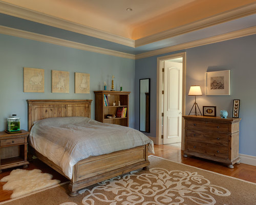 Bedroom Tray Ceiling Home Design Ideas Pictures Remodel