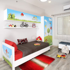 Contemporary Kids by Savio & Rupa Interior Concepts (Bangalore)